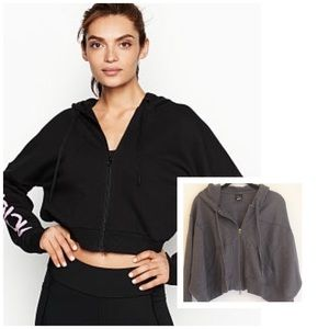 Victoria Sport VSX Oversized Cropped Hoodie